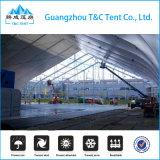 O telhado resistente Qube do molusco do abrigo do PVC cresce esportes da barraca