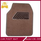 Waterproof não esteiras do pé do carro do tapete do enxerto
