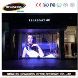 P2.5 sterben den Gussaluminium-Mietschrank RGB LED Bildschirm bekanntmachend