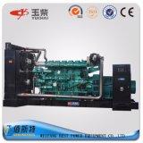 Yuchaiのブランド600kw/750kVAのディーゼル生成の一定の無声タイプ
