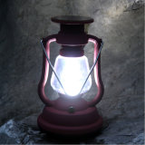 Eco-Friendly Portable Solar Lantern Charge PAL LED Light Multifuncional recarregável Solar Camping Light (Bwei-L1002)