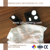 Mini serviettes de tissu comprimé de tablette