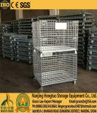 De Kooi van het Metaal van de Container van het Netwerk van de Draad van het ijzer