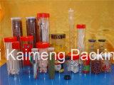 De in het groot Buis van het Huisdier van het Pakket van de Bevordering Duidelijke Plastic Ronde voor de Verpakking van Ballen (ronde buis)