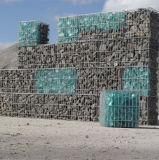 Farbiger Gabion Glasfelsen-China-Grossist