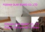 [س] معياريّة كالسيوم سليكات لوح مع 100% حرير صخريّ حرّة لأنّ سقف وجدار