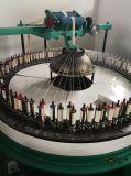 Machine de tressage de lacet d'ordinateur de jacquard de fils de coton