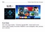 ROM di RAM 16GB della garanzia 4GB di qualità o 2GB contenitore di ROM T95X Amlogic S905X Android6.0 TV di RAM 8GB