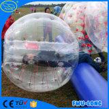Первоначально шарик пузыря спортивной площадки фабрики для футбола