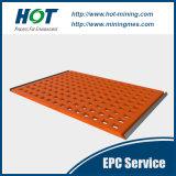 Polyurethan PU-vibrierender Bildschirm-Panel