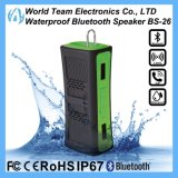 형식 방수 휴대용 Bluetooth 무선 스피커