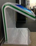 quiosco del monitor de la pantalla táctil del panel de la pantalla táctil del LCD del soporte del suelo 65-Inch