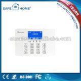 Het verkoopbare GSM van het Huishouden Draadloze Systeem van het Alarm met het Toetsenbord van de Aanraking van Uitstekende kwaliteit