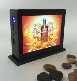 Chargeur de bureau de large écran, côté 5000mAh- 40000mAh, côté duel de pouvoir de pouvoir de port USB avec la publicité 2