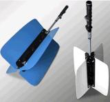 Amaestrador de encargo de la práctica del viento del oscilación de la potencia del Pinwheel del golf de la insignia