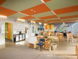 Comitato ignifugo di B1 Acosutic per la decorazione della parete e le mattonelle del soffitto