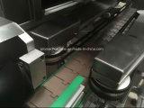 Máquina de etiquetado de la funda del PVC de la velocidad/maquinaria automáticas