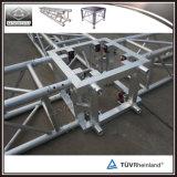 広州の屋根システムのためのアルミニウム屋外の移動式段階のトラス