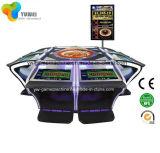 Macchina americana elettronica a gettoni del gioco delle roulette del casinò da vendere Yw