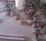 De Verwarmer van de inductie van soldeert de Machine van het Lassen (25KW)