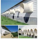 Ventilador de ventilación de las aves de corral del ventilador de ventilación del granero del cerdo