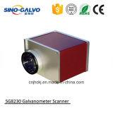 de Scanner van de Galvanometer van de Laser van de Opening Sg8230 van 30mm voor de Machine van het Lassen van de Laser
