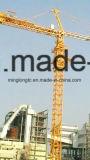 60m, neuer 10t Turmkran, aufbauendes Gerät