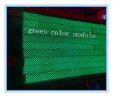 반 옥외 단 하나 녹색 색깔 발광 다이오드 표시 모듈