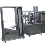 Plastic Aluminum Tubeのための自動Tube Filling Machine