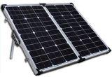 캐라반으로 야영을%s 태양 전지판을 접히는 160W Portable