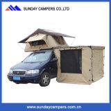 4WD с верхней части крыши автомобиля дороги 4X4 хлопают вверх шатер