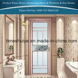 Portello di alluminio della stanza da bagno di bello disegno 2016