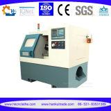 Torno horizontal Cknc6140 do CNC da cama lisa