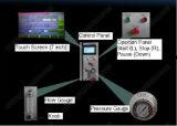 Ipx3 et Ipx4 imperméabilisent la chambre d'essai avec la pipe d'oscillation R400