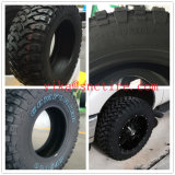 Pneus sem câmara de ar radiais de aço do caminhão leve do pneumático de Sami com certificado 215/85r16 4*4 do ECE