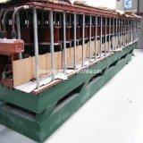 De hydraulische Grating Vormende Lopende band van de Machine van het Afgietsel