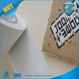 Fabricante adhesivo de la etiqueta engomada del papel de la cáscara de huevo