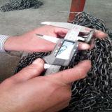 Galivanized Eisen-Anheben kurzgekettet