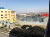 海綿鉄のロータリーキルンの生産ライン
