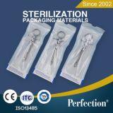 Sacchetto autosigillante del chiodo della bobina di sterilizzazione