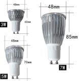 GU10 220V LED COB Spotlight