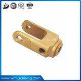 OEM Peças de cobre / liga / alumínio Peças CNC Maquinação de peças de máquinas de fresar