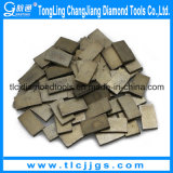 Segment de diamant Arix Granite de haute qualité