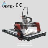 휴대용 탁상용 목제 예술품 CNC 조각 기계