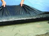 Membrane imperméable à l'eau de bitume auto-adhésif pour le toit concret