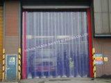 Transparenter Belüftung-Streifen-Vorhang &Clear flexibles weiches Belüftung-Blatt