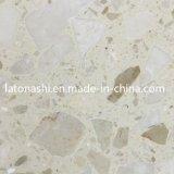 Marmo artificiale costruito della pietra del quarzo per il controsoffitto della lastra delle mattonelle