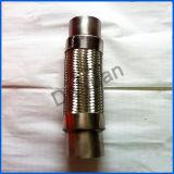 com 304 inoxidáveis Nuts boa qualidade mangueira superior personalizada do metal flexível do fornecedor