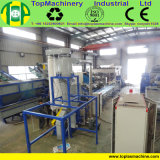 De hete Lijn van het Flessenspoelen van het Huisdier van de Verkoop Voor het Recycling van HDPE de Flessen van PC van pvc van het Huisdier aan Vlokken met de Wasmachine van de Wrijving