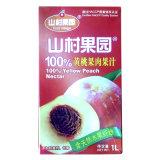 Envase aséptico de jugo de ladrillo de 500 ml